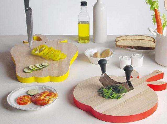 Planche à découper : le nouvel accessoire de cuisine tendance