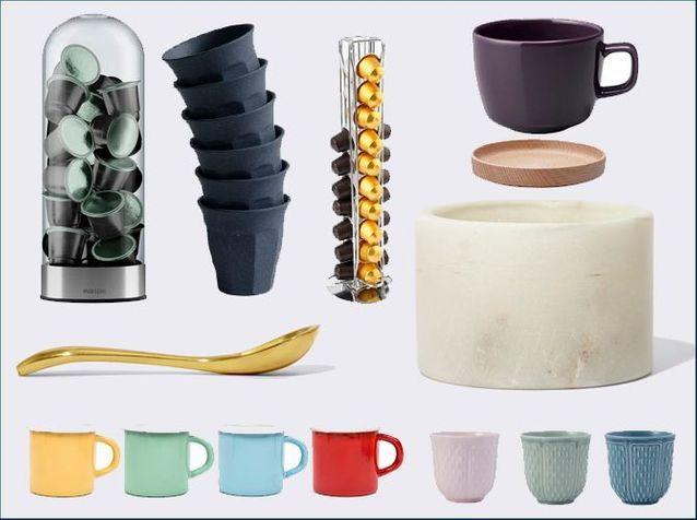 Les indispensables pour une pause-café