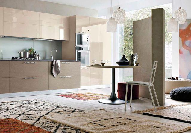 Une cuisine design pour un intérieur contemporain - Elle Décoration
