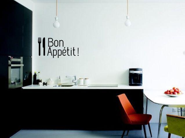 20 stickers pour habiller votre cuisine elle d coration. Black Bedroom Furniture Sets. Home Design Ideas