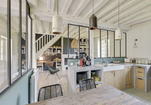 Avant/Après : Quelle verrière de cuisine pour mon intérieur ?