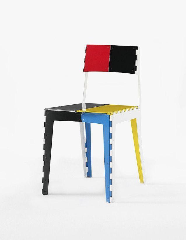 Chaise pliable, Cappellini