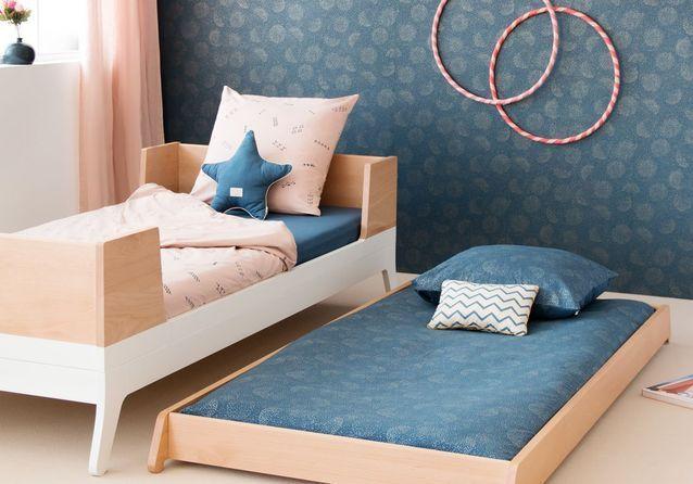 comment am nager une petite chambre d enfant nos conseils pour d corer une petite chambre d. Black Bedroom Furniture Sets. Home Design Ideas