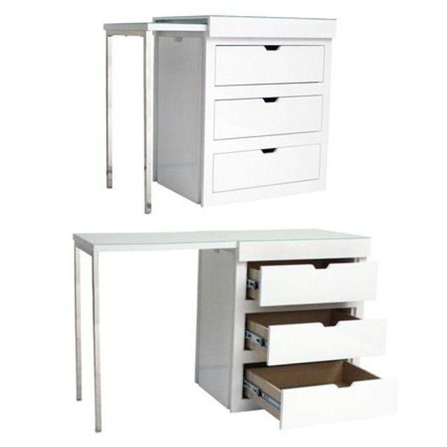 Gagnez de la place avec des meubles modulables