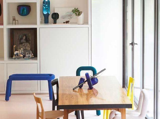 Un intérieur design pour une petite maison - Elle Décoration