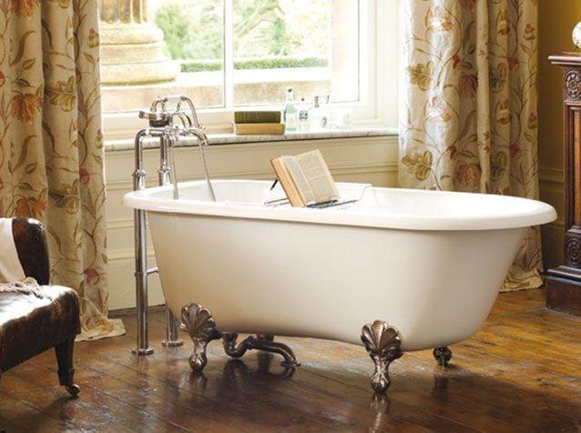 Salle de bains rétro : mettez-vous dans le bain