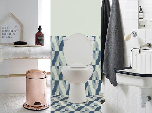 Décorer Ses Toilettes Sans Faire Ringard Elle Décoration