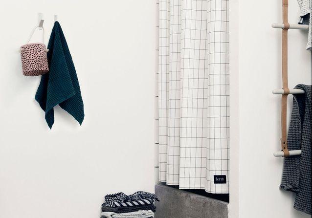 15 Rideaux De Douche Pour Une Salle Bains Deco