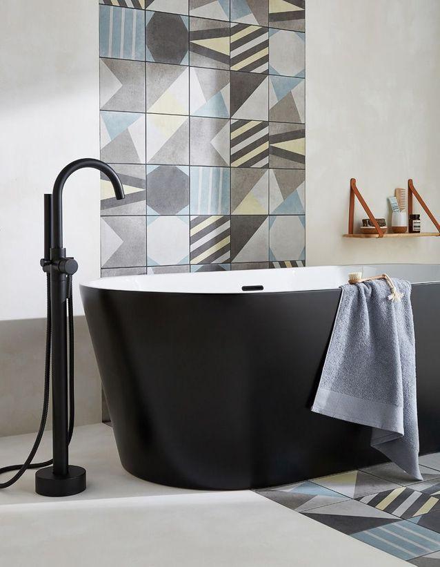 Zoom sur les plus belles baignoires design - Elle Décoration