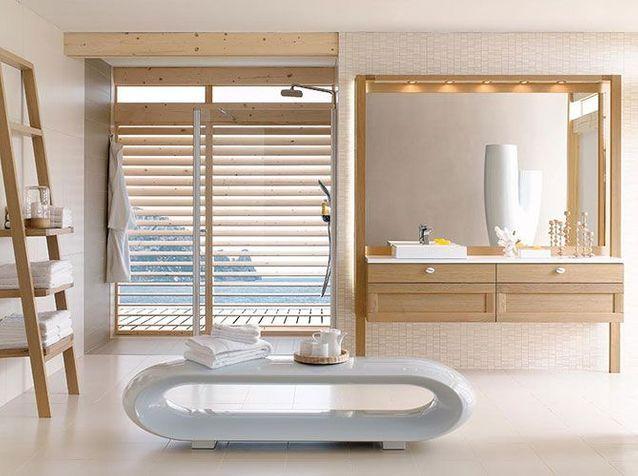 Douche sous pente - Douche à l\'italienne : tous les styles sont ...