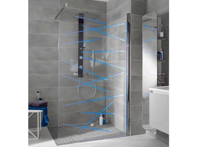 La douche à l'italienne s'invite dans nos salles de bains...