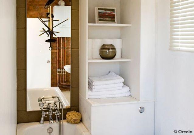 Shopping : solutions futées pour petites salles de bains