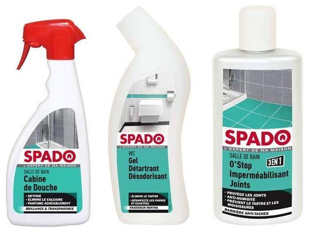Spado : le bon shopping pour la salle de bain