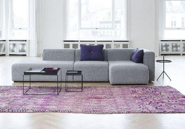 60 idées déco pour accompagner un canapé gris