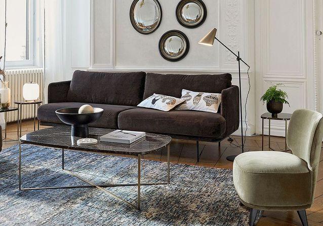 50 Tables Basses Pour Tous Les Styles Elle Decoration