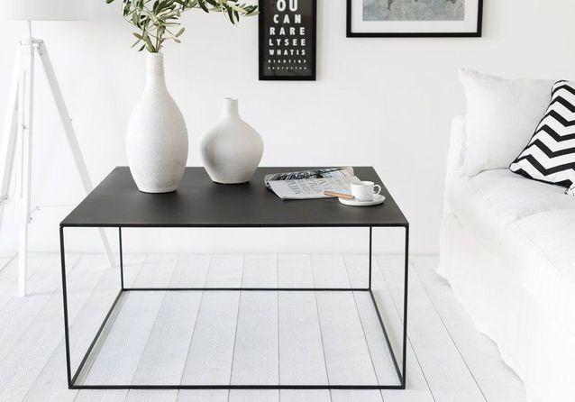 30 tables basses pour tous les styles elle d coration - Table basse delamaison ...