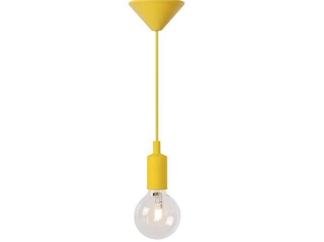 Une ampoule déco colorée