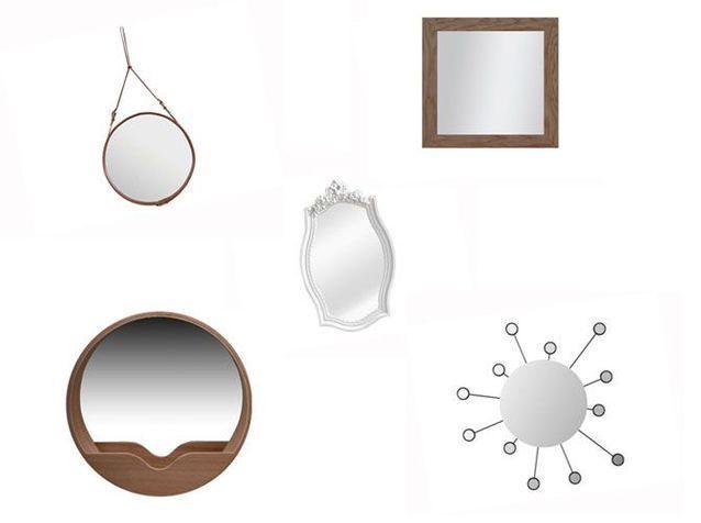 Nos 25 miroirs préférés - Elle Décoration