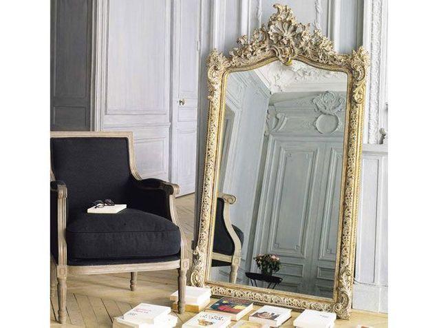 miroir baroque maisons du monde