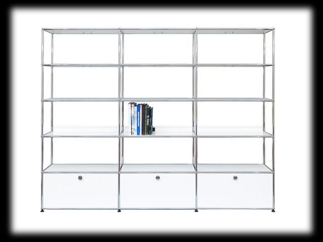 Bibliothèque USM