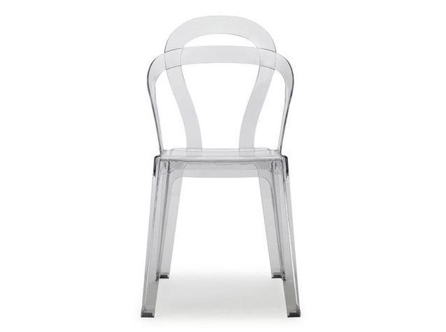 On Craque Pour Les Chaises Transparentes Elle Decoration