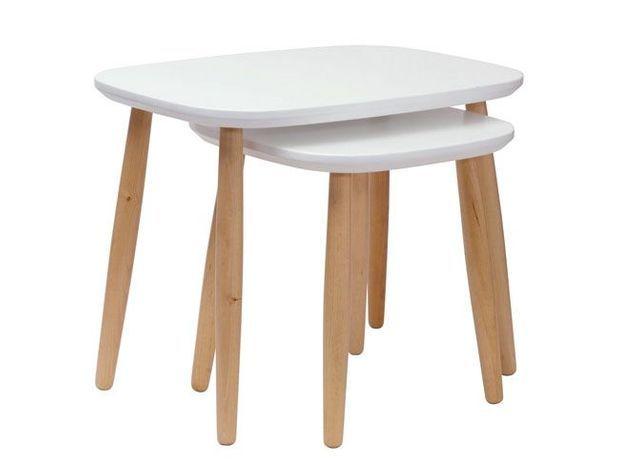 Une jolie table basse pour mon salon