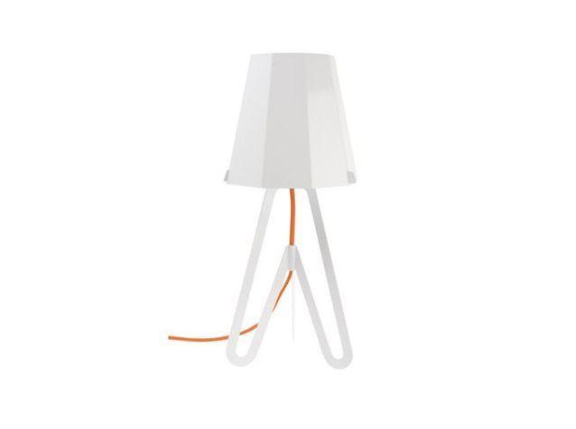 Une lampe design graphique