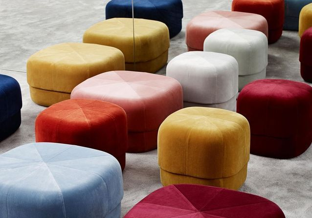 Le pouf, l'assise hyper pratique à adopter