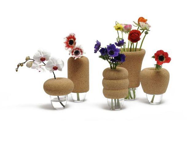 Des vases design revisités