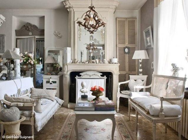 Nos 50 plus belles cheminées - Elle Décoration