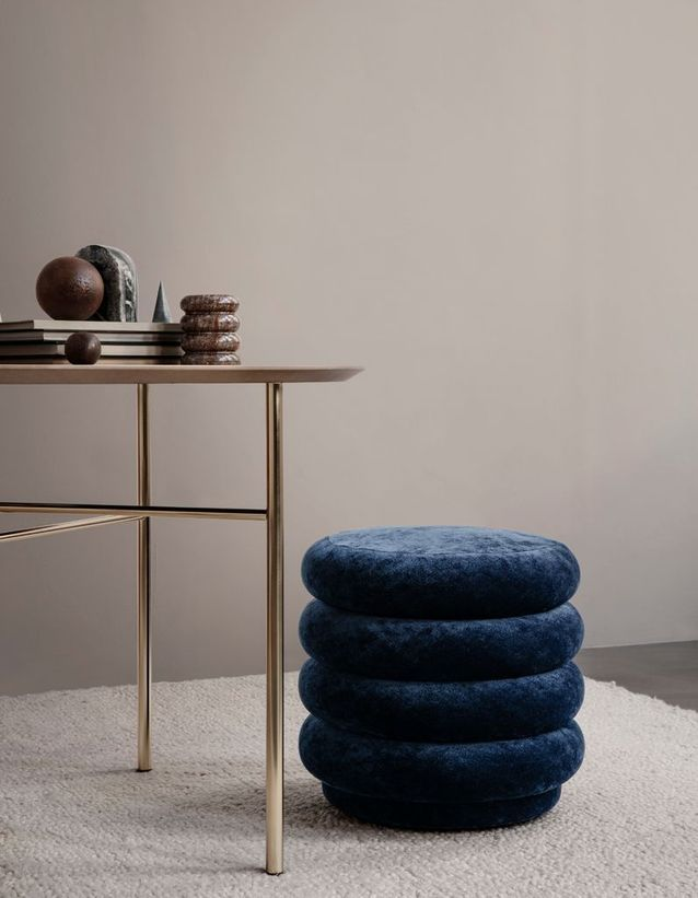 Pouf design Ferm Living