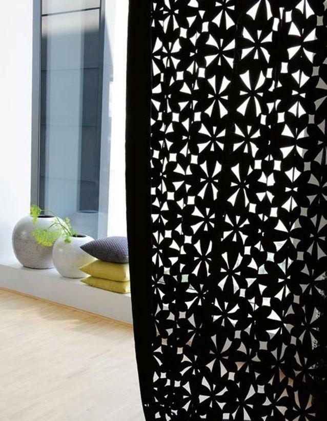 Des idées de rideaux pour faire rêver vos fenêtres - Elle ...