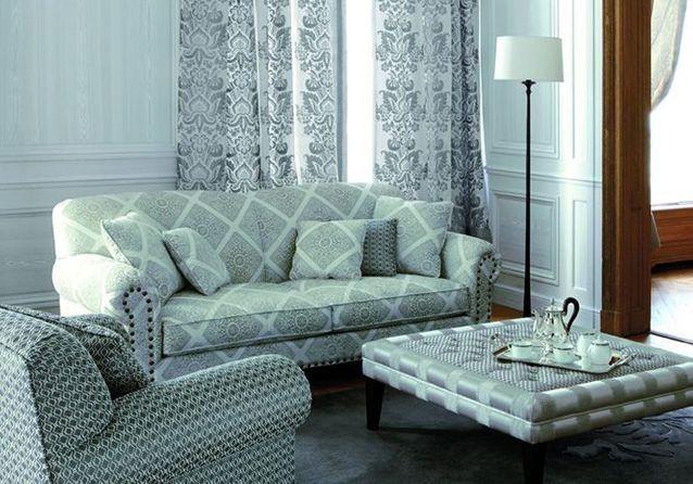 50 Tissus D Ameublement Pour Changer Sa Deco Elle Decoration