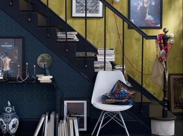 10 escaliers très déco - Elle Décoration