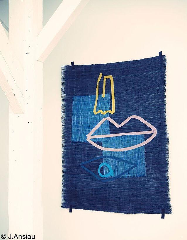 Pour zapper un tableau : une tapisserie