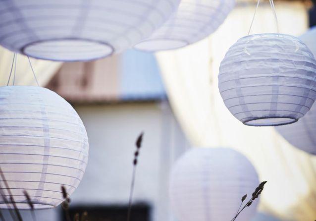La Boule Japonaise Ou Chinoise Une Suspension Pas Chère à