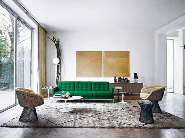 Comment intégrer des meubles de couleur dans son intérieur ? - Elle ...