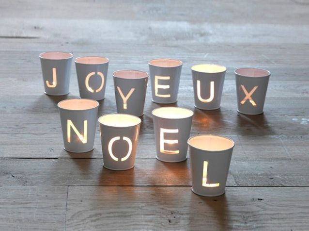 Décoration de Noël : les bougies illuminent vos fêtes !