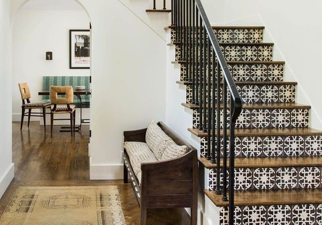 Comment Decorer Un Escalier Elle Decoration