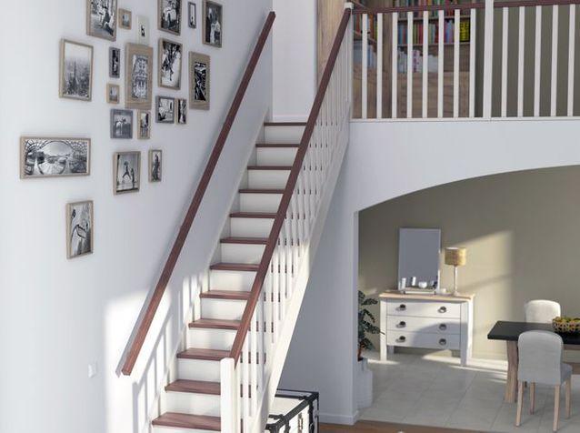 Idées Déco Pour Relooker Son Escalier Elle Décoration