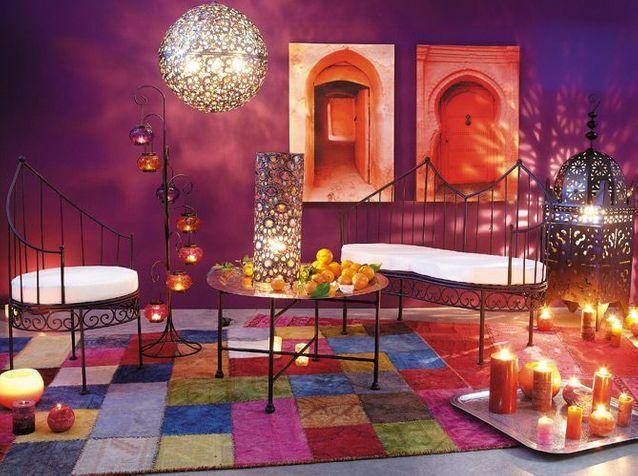 Le Style Marocain Su0027impose En Déco