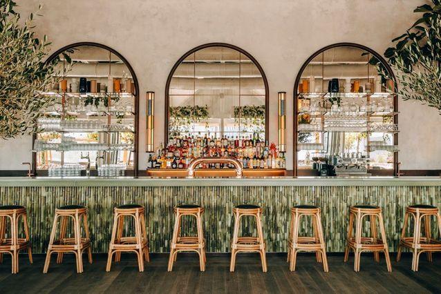 Le bar du Perchoir Porte de Versailles imaginé par Fanny Perrier