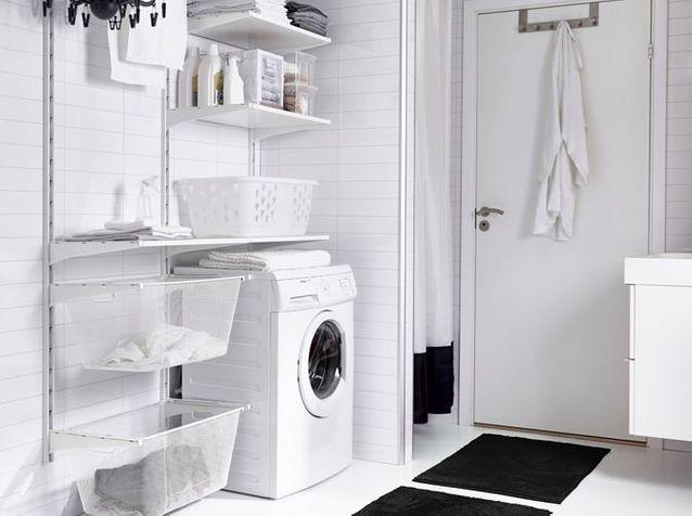 Bien intégrer sa machine à laver dans son intérieur