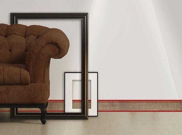 Plinthe Décorative PVC Effet Matiere