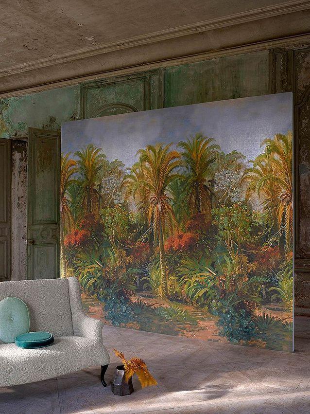 Papier peint XXL tropical