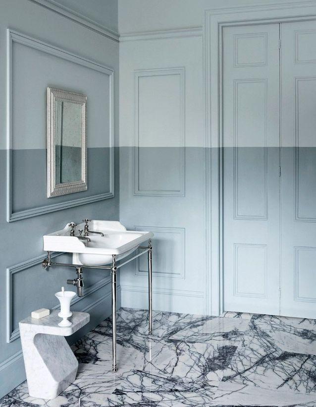 Inspiration : bain de couleurs et griserie arty