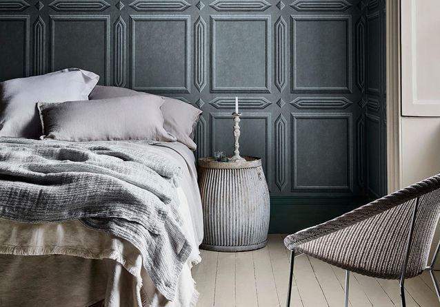 papier peint tendance d couvrez les papiers peints. Black Bedroom Furniture Sets. Home Design Ideas