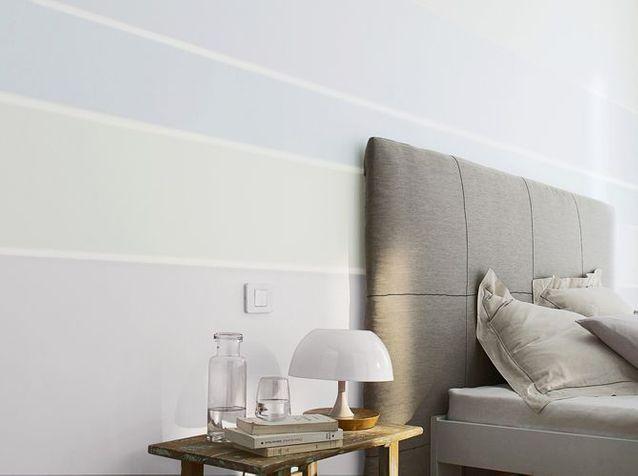 Murs chambre pastel multicolores castorama
