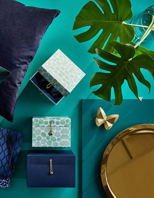 bo te de rangement d couvrez notre jolie s lection. Black Bedroom Furniture Sets. Home Design Ideas