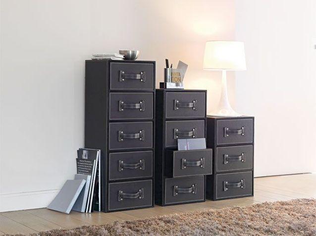 Des meubles de rangement pratiques